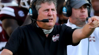 Mike Leach Spent A Couple Of Minutes Rambling About Cardboard Cutouts Of Fans During An Absolutely Vintage Tangent