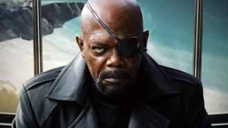 Samuel L. Jackson Is Getting His Own Nick Fury Series On Disney+