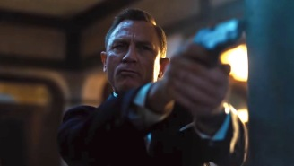Daniel Craig's James Bond Blows Stuff Up One Final Time In New 'No Time To Die' Trailer