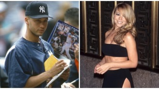 Mariah Carey Describes Risking It All For A Young Derek Jeter While She Was Still Married
