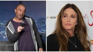 Caitlyn Jenner Claps Back At Joe Rogan Over Transgender Bit Mocking The 'Crazy' Kardashians