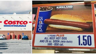 Costco's Iconic Hot Dog Combo Has Remained $1.50 For 35 Years Thanks To A Threat From Its Founder