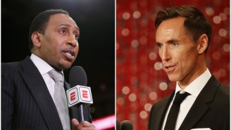 Steve Nash Responds To Stephen A. Smith Saying 'White Privilege' Is Reason He Landed Nets Coaching Job