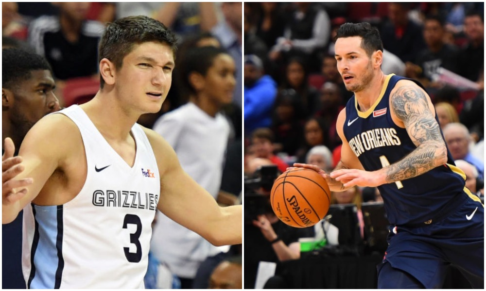JJ Redick And Grayson Allen Reminisce On Their Time At Duke, Debate About Who Was The Most Hated