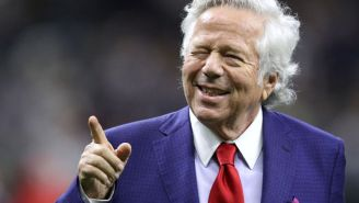 Prosecutors Will LIkely Drop All Charges Against Robert Kraft After Video Of The Alleged Incident Was Deemed Inadmissible