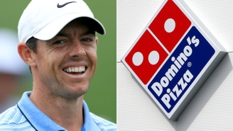 Rory McIlroy Perfectly Summed Up Why Domino's Pizza Doesn't Get Enough Respect While Singing Its Praises To Justin Thomas