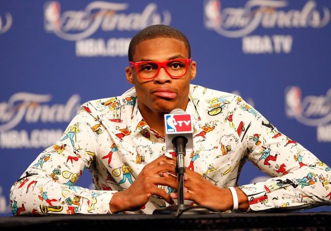 Anonymous NBA coach claims Russell Westbrook isn't a good complement to anyone else as a basketball player