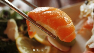 A Startup Just Grew 'Sushi-Grade Fish' In A Lab Using Coho Salmon Cells Which Sounds So Very Delicious