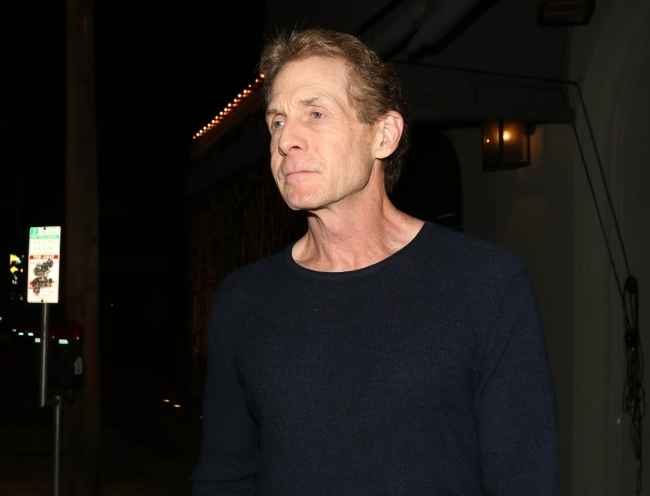 FS1's Skip Bayless' contract negotiations come down to the wire, but he's expected to get a bump in salary
