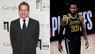 NBA Fans Mock Skip Bayless After He Said The Clippers Would Have Beaten LeBron James And The Lakers After Lakers Clinched Finals Berth