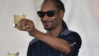 Snoop Dogg Is Releasing His Own Line Of Gin And You Can Probably Guess What It's Designed To Be Mixed With