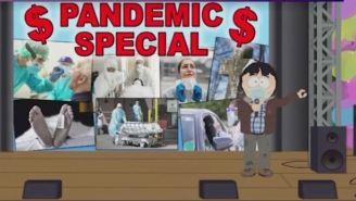 'South Park' To Tackle COVID In 'Pandemic Special', Its First-Ever 1-Hour Episode