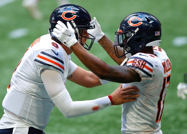 Lucky sports gambler wins $120K on a $100K bet after the Bears' wild comeback against the Atlanta Falcons