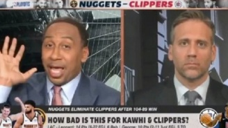 ESPN's Stephen A. Smith Rips Max Kellerman To Shreds, Reminds Him About The Times He Said Kawhi Leonard Was Better Than Kobe Bryant And LeBron James