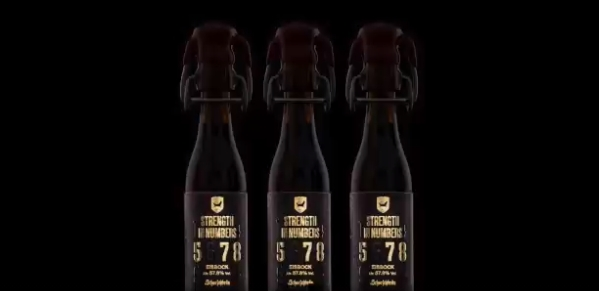 Strongest beer in the world is made by James Watt, CEO of the Scottish brewer BrewDog, and German brewer Schorschbräu to create the Eisbock beer, named Strength in Numbers.