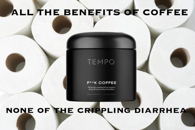 tempo fck coffee nootropic review