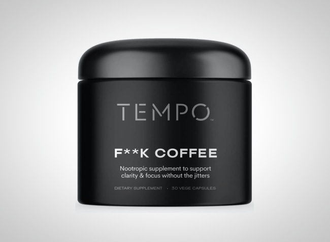 Tempo F**k Coffee