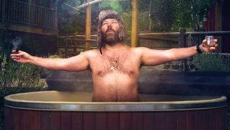 Netflix's 'The Cabin with Bert Kreischer' – Comedy Meets Dumb Fun In The Great Outdoors