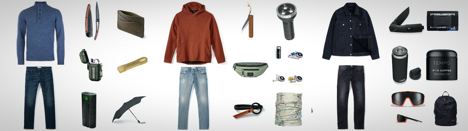 50 'Things We Want' This Week: Leather Boots, Drinking Essentials, Pocket Knives, And More