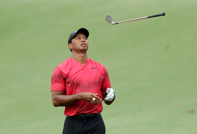 15-time major champion Tiger Woods talks about the toughest major courses he's ever played
