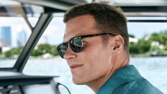 Tom Brady Partners With Christopher Cloos For An Eco-Friendly Sunglasses + Eyewear Collab