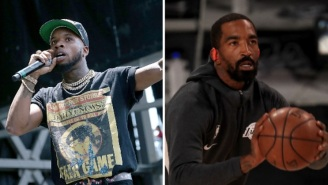 Rapper Tory Lanez Disses Lakers' JR Smith On His New Album For Criticizing Him Over Alleged Shooting Of Megan Thee Stallion