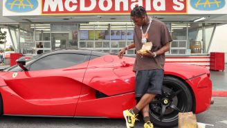 McDonald's Is Facing A Quarter Pounder Shortage And We Have Travis Scott To Blame