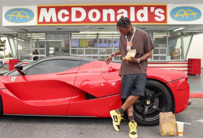mcdonald's travis scott quarter pounder shortage