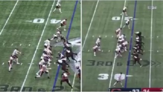 Side-By-Side Video Shows Nick Foles And Mitch Trubisky Running The Same Play And Proves The Bears Were Correct In Benching Trubisky