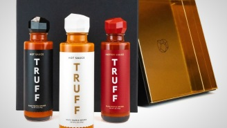 This Delicious Trio Of TRUFF Hot Sauces Makes Life Worth Living