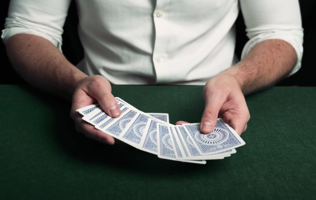 Oscar Owen magic trick fooled David Blaine