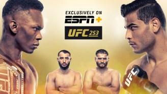 UFC 253 Live Stream – Watch Adesanya vs. Costa PPV at Fight Island
