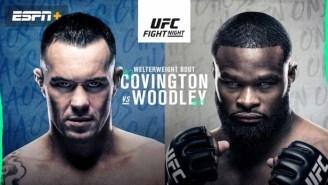 UFC On ESPN Plus 36 – How To Stream Covington vs. Woodley