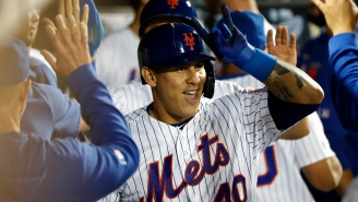 A Married Wilson Ramos Was Reportedly Texting An IG Model From Mets' On Deck Circle During A Game Last Season