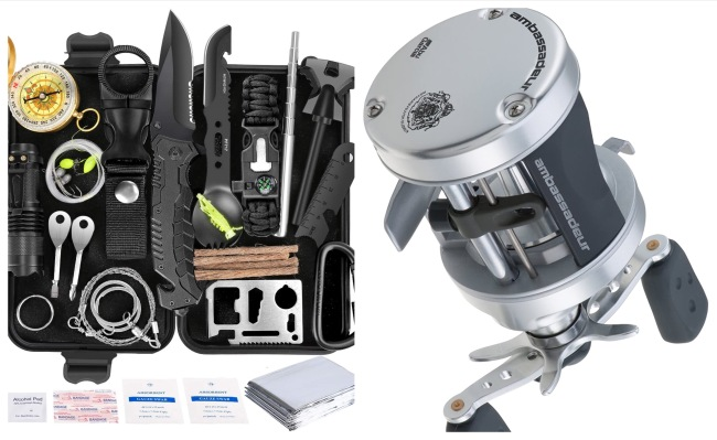 best 2020 Prime Day Deals for camping fishing golf and outdoors