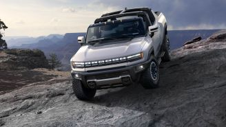 Feast Your Eyes On GMC's New 1,000 HP Hummer EV: Electric Sports Car Disguised As A Pickup Truck