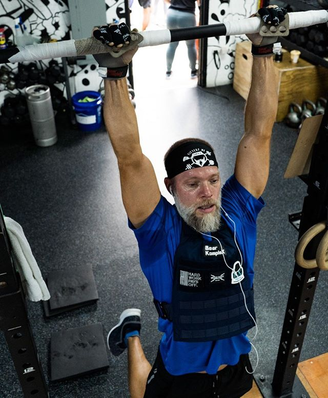 24 Murph Workout World Record Brandon Westover