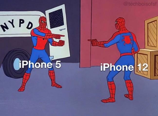 50 best memes iPhone 12 jokes