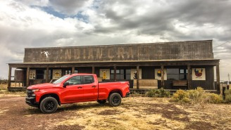 2020 Chevy Silverado Custom Trail Boss Review: The Biggest, Baddest Toy on the Road Meets the Grand Canyon