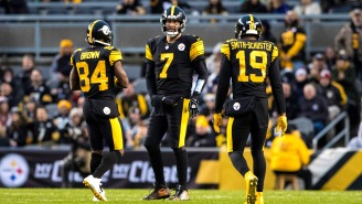 Ben Roethlisberger Shades Antonio Brown With Comment About Having Unselfish Wide Receivers