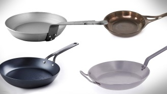 12 Best Carbon Steel Skillets In Pretty Much Every Size You'll Ever Need
