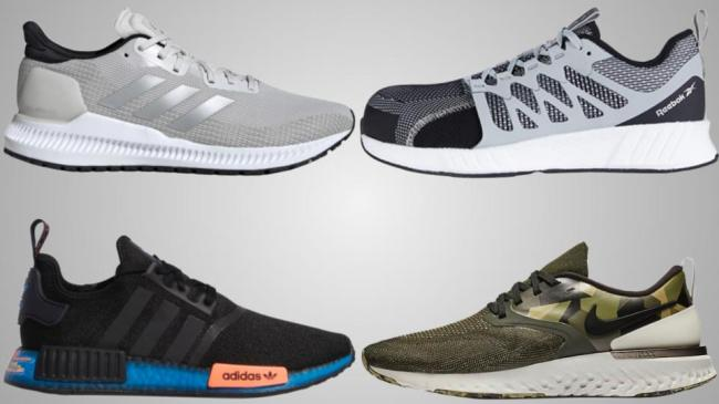 Today's Best Shoe Deals: adidas, Nike, and Reebok!