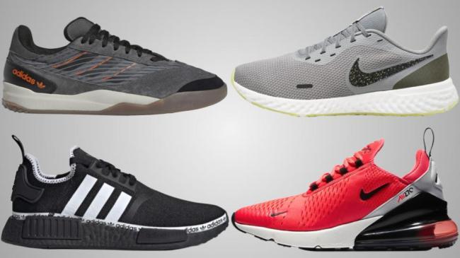 Best Shoe Deals for 10/31
