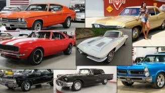 10 Of The Best Vintage Muscle Cars For Sale Online This Week