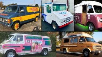 10 Of The Best Vintage Vans For Sale Online This Week