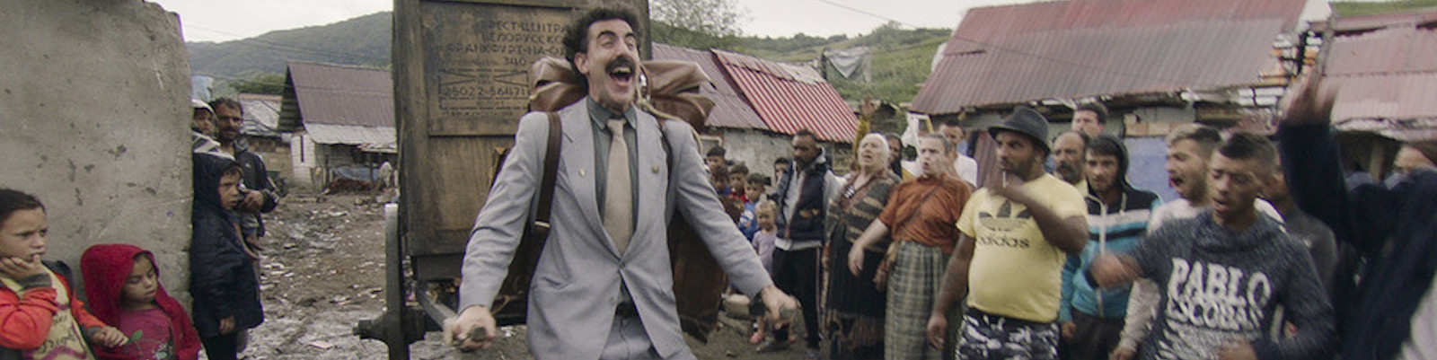 'Borat 2' Review: Times Change, Politics Change, But Raising Hell Does Not