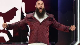 WWE Star Braun Strowman Forced To Explain Syringe On Countertop In Photo Posted To Instagram Giving 'Ab Update'