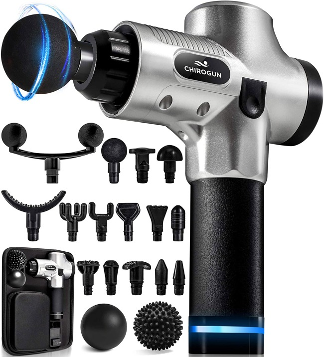 Best Massage Guns Available At Every Price Point