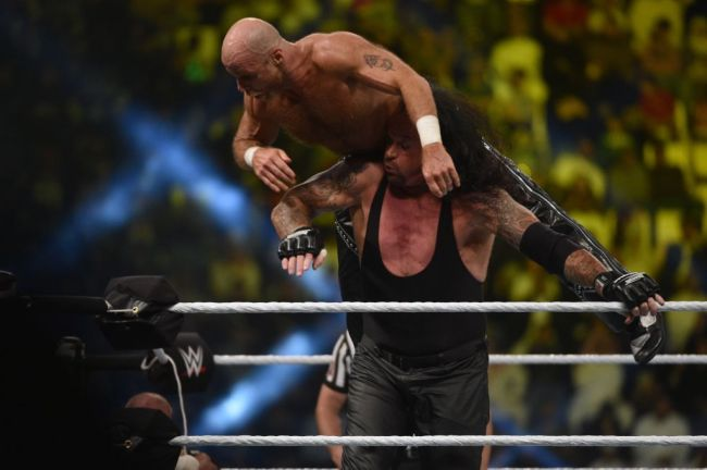Chris Jericho Worst WWE Match