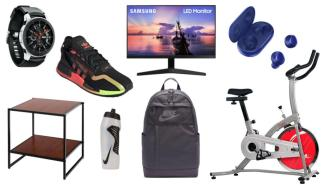 Daily Deals: Monitors, Earbuds, Smartwatches, adidas Sale And More!